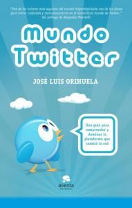 Portada del libro 'Mundo Twitter'