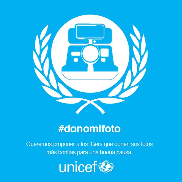 Campaña Instagram Unicef